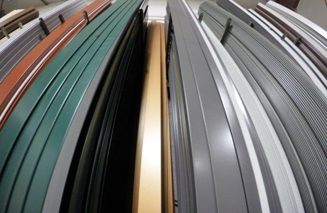 Discount Lumber -- metal trim